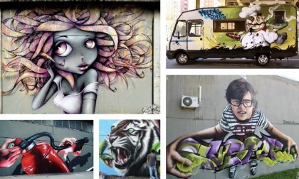 200 writers pronti per Urban Giants, street art a Trezzano