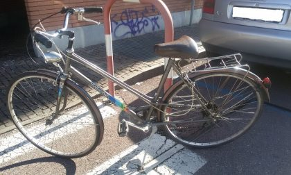 Stop bici abbandonate: multa e rimozione a San Giuliano