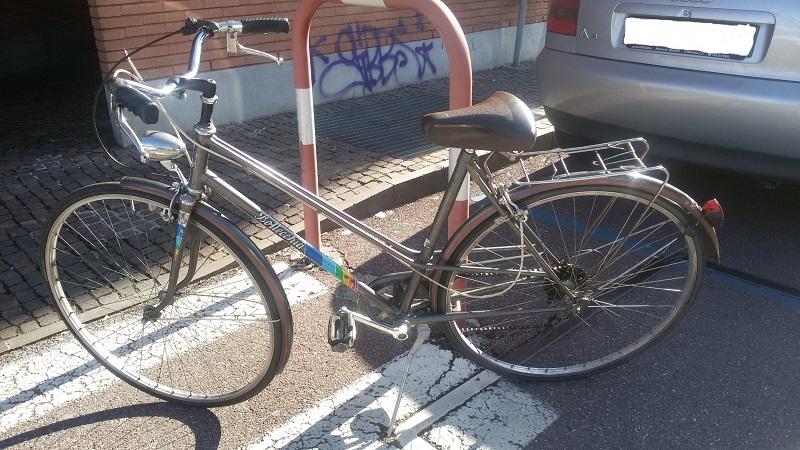 Stop bici abbandonate