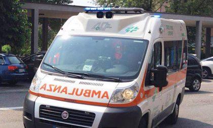 Auto contro moto in Tangenziale: feriti padre e figlia