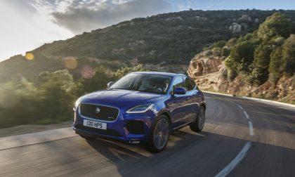 Jaguar E-Pace trionfa al Car Design Award 2018