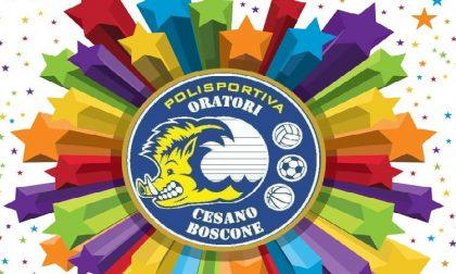 Polisportiva Oratori Cesano Boscone organizza lo Sport Camp 2018
