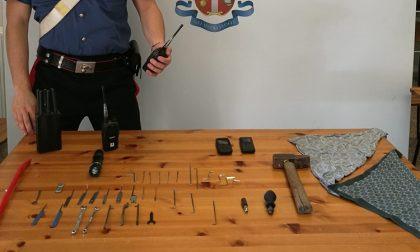CESANO BOSCONE – Tentato furto in appartamento: sorpresi sul fatto e arrestati.