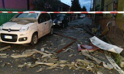 Tromba d'aria Lombardia, danni e feriti FOTO