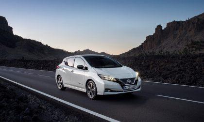 Nuova Nissan Leaf, l'auto elettrica più venduta in Europa