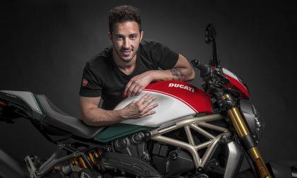 Ducati Monster 1200 25° Anniversario per il WDW 2018