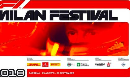 Milano festeggia la Formula 1 con una serie di eventi in Darsena