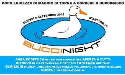 A Buccinasco si corre il 6 settembre