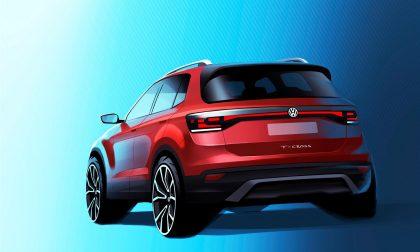 Volkswagen T-Cross, si avvicina il debutto