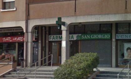 Rapina farmacia Pieve con un coltello e porta via mille euro