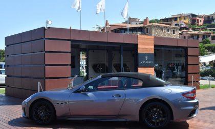 Maserati 2019, la première italiana a Porto Cervo