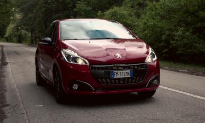 Peugeot 208 Black Line, una limited edition da 1.200 esemplari