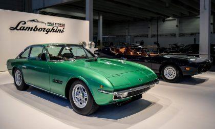 Lamborghini Espada e Islero, mezzo secolo e un tour dedicato