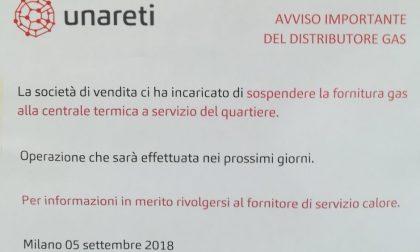 Sospeso gas alla Burgo, il sindaco denuncia le società