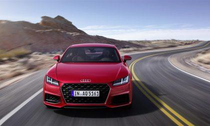 Nuove Audi TT e TTS, si celebrano vent'anni dal debutto