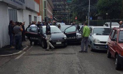 FLASH Inseguimento a Trezzano tra carabinieri e due nomadi di Muggiano