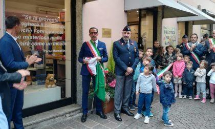 La biblioteca dei piccoli dedicata a tutte le vittime di mafia FOTO
