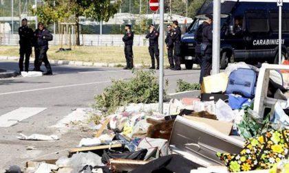 Blitz campo nomadi di Milano, 100mila euro in gioielli rubati