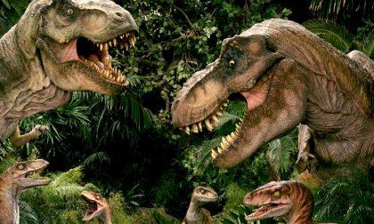 Dinosaur Invasion, un parco giurassico alla Fabbrica del Vapore di Milano
