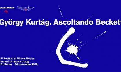 Festival Milano Musica, al via domani la 27a edizione della rassegna