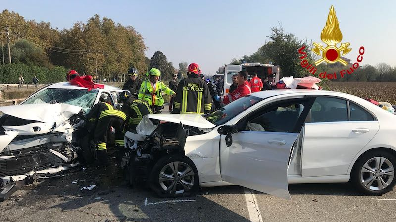 Incidente Vecchia Vigevanese