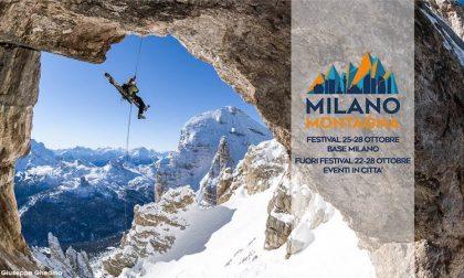Milano Montagna Festival, 4 giorni per gli appassionati