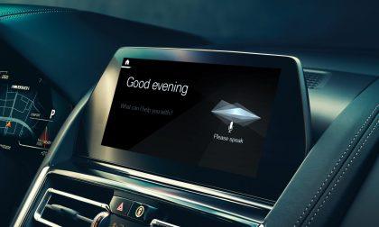 Rivoluzione BMW, arriva l'Intelligent Personal Assistant