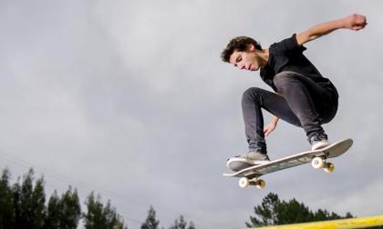 Dj set, esibizioni e street food: domani si inaugura il nuovo skate park