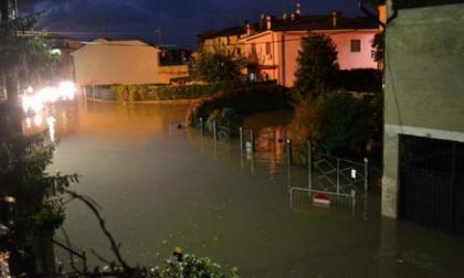 Maltempo Lombardia, bombe d'acqua e trombe d'aria. Colpito anche il sud Milano FOTO e VIDEO