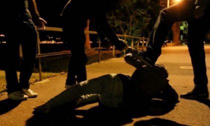 Pestaggio e spari a Rozzano, arrestato aggressore