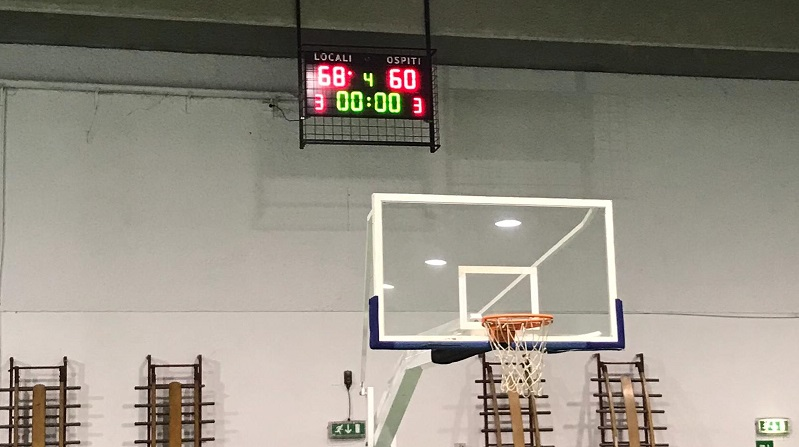 basket corsico U16