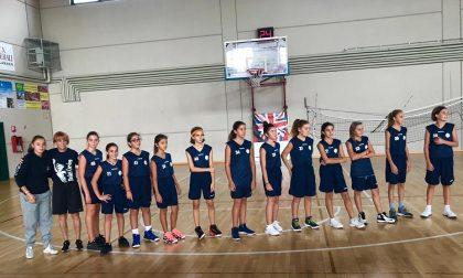 BASKET FEMMINILE - Basket Corsico Under 13 perde di misura dopo una gara bellissima