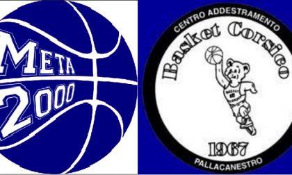 BASKET U13 – Basket Corsico vs POL Meta 2000.