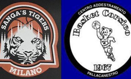 BASKET FEMMINILE – Basket Corsico U13 vs Sanga, una prima conferma.