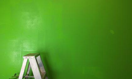 Cromoterapia fai da te sulle pareti di casa