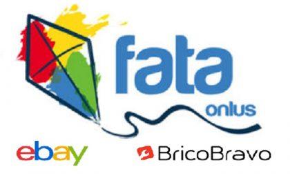 BricoBravo e eBay insieme per aiutare Fata Onlus