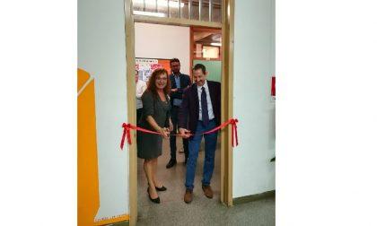 Al Liceo Vico un nuovo laboratorio di lingue realizzato dagli studenti