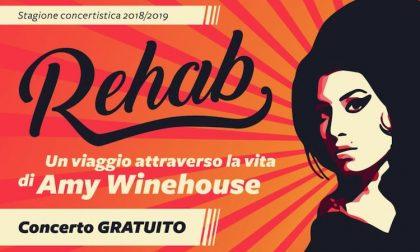Rehab, un viaggio nel mondo di Amy Winehouse