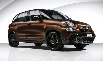 La nuova Fiat 500L S-Design è arrivata