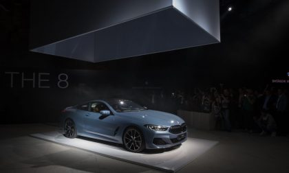 "Nuova BMW Serie 8 Coupé, ""THE 8"" protagonista a Venezia"