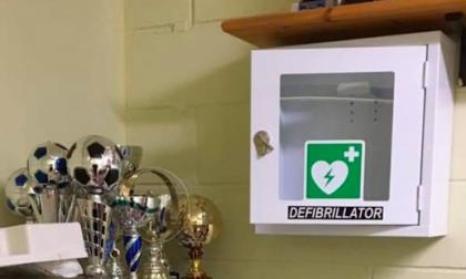 Ladri al campo Scirea portano via il defibrillatore della Polisportiva – FOTO