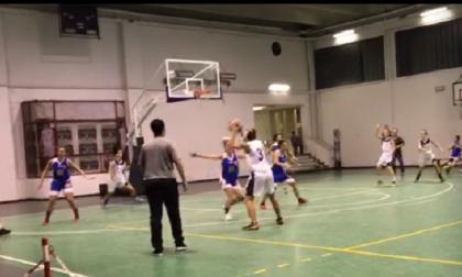 BASKET – Promo Femminile Basket Corsico,larga vittoria contro la Fernese