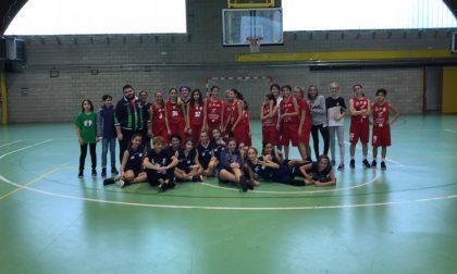 BASKET FEMMINILE – Basket Corsico U13 vs Gs SanMartino, terza vittoria consecutiva.