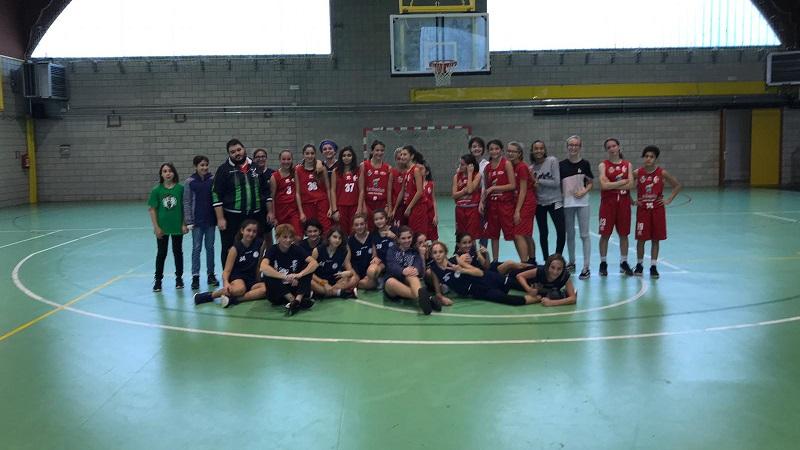 basket corsico U13 F