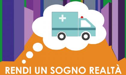 Un'ambulanza per Croce Verde Soccorso