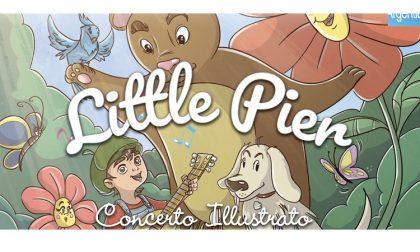 Musica e animazione: Little Pier arriva a Cesano per tutti i bambini