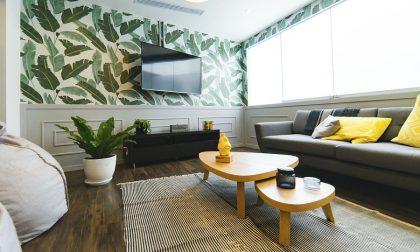 Come disporre divano e tv in soggiorno?