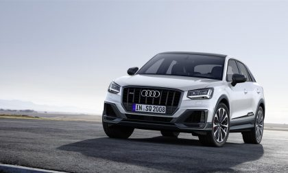 Nuova Audi SQ2 sarà presentata al Salone di Parigi