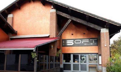 Assalto nella notte, colpo al ristorante giapponese Soft Sushi di Melegnano