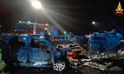 Tragedia vicino Morbegno, sei morti in un incidente sulla statale